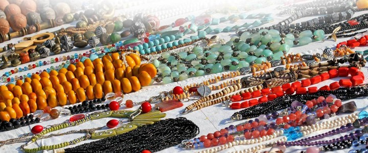 Bead Necklaces And Their Colours In Candomble